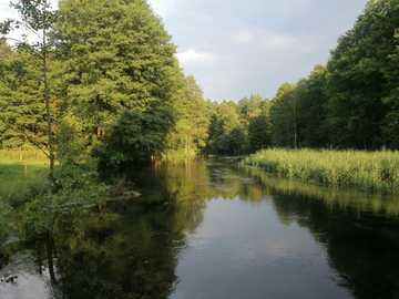 Czarna Hańcza - Czarna Hańcza, spływ kajakowy