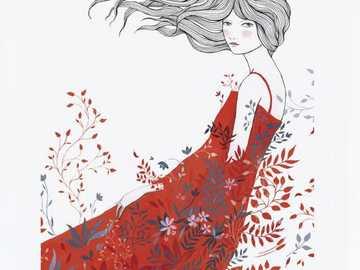 Lady Desidia ❀ - Lady Desidia ❀ Illustration