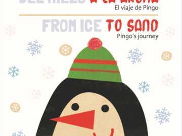 del hielo a la arena - libro infantil de trabajo en equipo