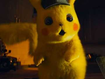 detective pikachu puzzle - this adorable little pikachu has created a challenge. GOOD LUCK! :)