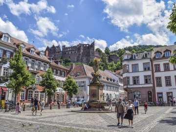 Staré Město - město na turistické stezce