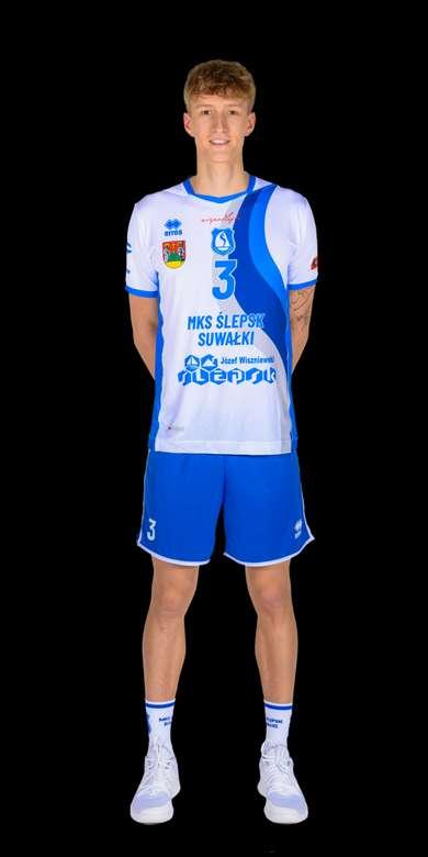 Mateusz Laskowski - Mateusz Laskowski (nacido el 9 de septiembre de 1998 en Bielsko-Biała) - jugador de voleibol polaco