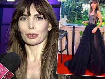 Agnieszka Dygant - Agnieszka Dygant était l'une des stars polonaises qui ont participé au festival de Cannes cet
