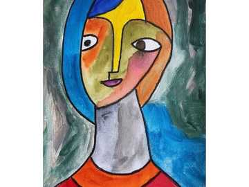 Abstract Art - Picasso - Work by Pablo PIcasso