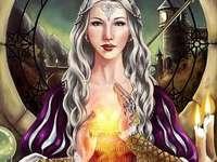 Dana - Celtycka bogini słońca