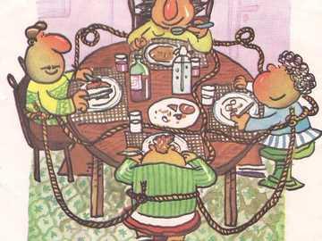 famille de corde - la famille des cordes
