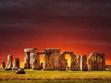 Solstice d'été - Stonehenge - Solstice d'été - Stonehenge