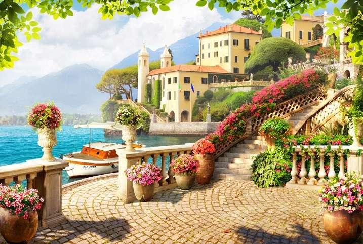 W Toskanii. - Europa. Włochy. Toskania.