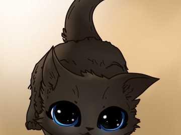 Chats doux. - Les chatons sont mignons.