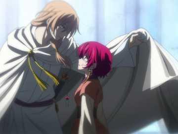 incontro proibito - Yona e Soo-vinti da yona dell'alba.