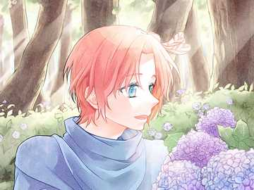 forest gathering - Yun form yona of the dawn.