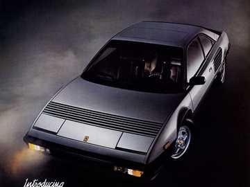 Auto sportiva - La Ferrari Mondial (Tipo F108) è una V8 a motore centrale, gran tourer prodotta e commercializzata