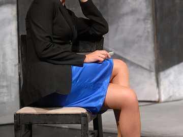 tocino de olga - Olga es una bella y talentosa actriz y cantante (¡escucha!). Los espectadores la asocian con varias