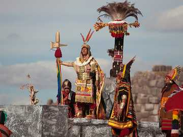Andean Traditions of Peru - It is a celebration of the traditions and customs of Peru that takes place every June 24 of each yea
