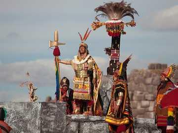Traditions andines du Pérou - C'est une célébration des traditions et coutumes du Pérou qui a lieu tous les 24 juin de cha