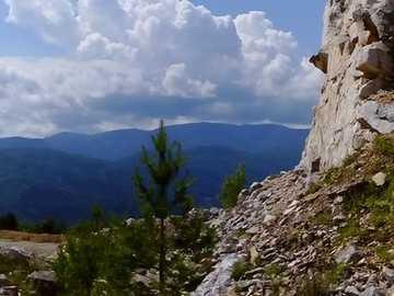Kurtova skala - Jaklovská skala - Slovensko