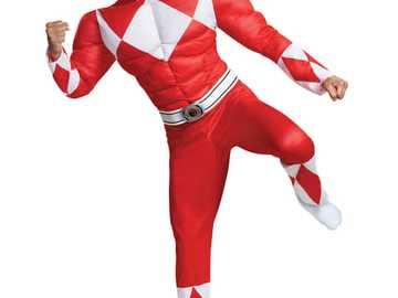 power ranger outfit - power ranger costume