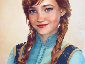 Hyperrealistic drawings of Disney characters - Hyper-realistic drawings of Disney characters