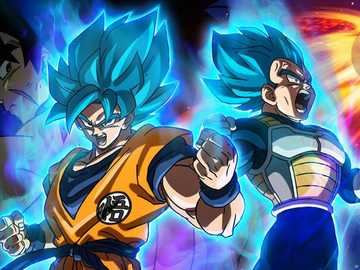 Dragon Ball Super: Broly - puzzle games