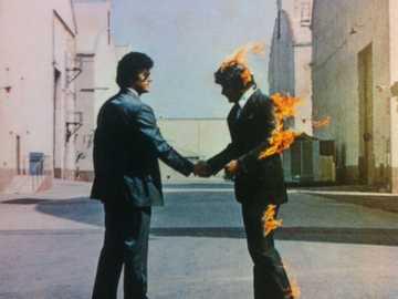 Pink Floyd - Wish you were here - Pink Floyd - Wish you were here