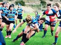 női rögbi egyenruhák - A legfrissebb hírek a Rugby Club of Rugby Málaga és a Rugby Club között, a Granada Rugby Club s