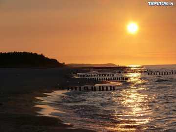 Dintorni del tramonto - Super ciondoli Luoghi in Polonia