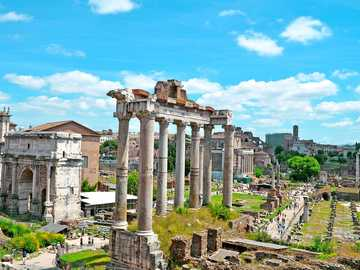 Rome - ancient architecture - Rome - world ancient architecture