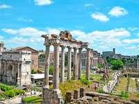 Rom - alte Architektur