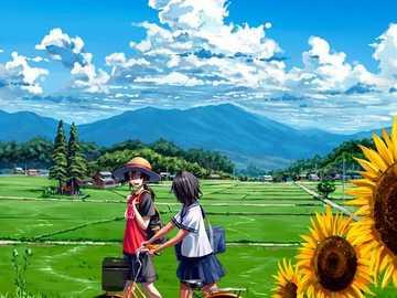 Procházky na krásný letní den - Procházky na krásný letní den