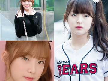 arin oh my girl - the beautiful member of the charming group oh my girl