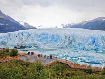 Perito Moreno - Argentyna. - Perito Moreno- Argentyna.