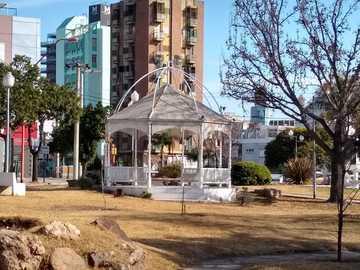 Small square Carlos Paz - Small square in Villa Carlos Paz