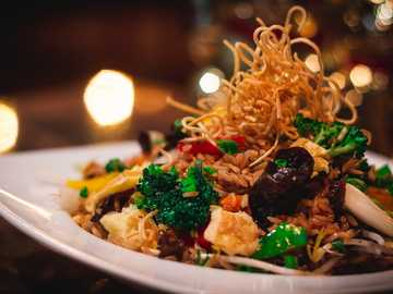 danie biryani - Zdjęcie firmy gastronòmica publicitaria dla Shi Shi - Oriental Food.