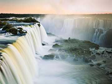 Iguazú Falls - Argentina - Iguazú Falls- Argentina.