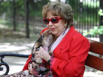 Zofia Czerwińska - Hay pocas actrices que tengan un sentido del humor como Zofia Czerwińska (85 años). La artista sie