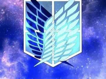 attack on titan - the symbol of freedom