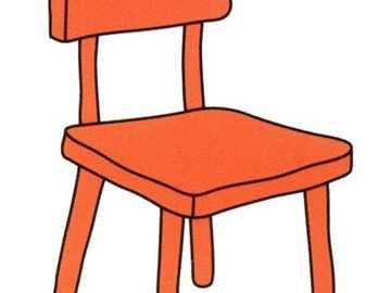 Chaise pour la maternelle - Chaise pour la maternelle