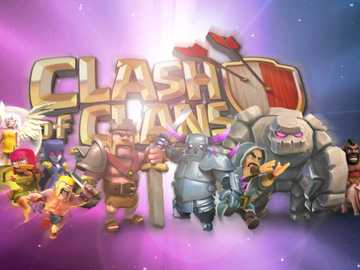 clash of clans - clash of clans characters