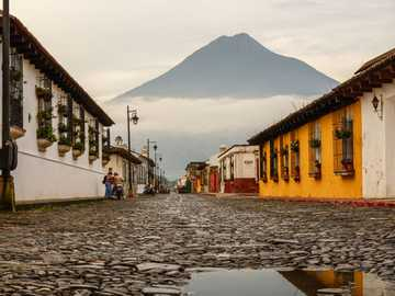 guatemala landscape - guatemala and its beautiful landscapes