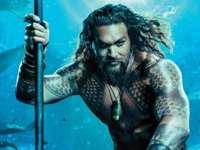 Aquaman debaixo d'água - Herói Aquaman da DC Comics