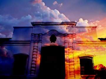 Argentyński Dzień Niepodległości - Dom historyczny Tucumán