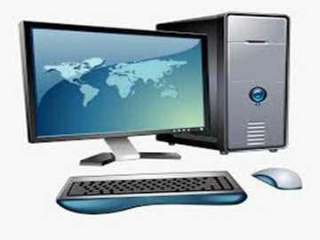 Komputer stacjonarny - Z pomocą swoich tatusiów zbuduj komputer stacjonarny