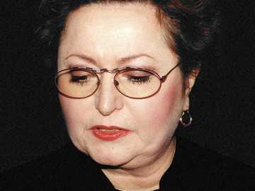 Krystyna Tkacz - 2015: For good and bad - Krystyna