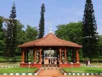 Altana w parku