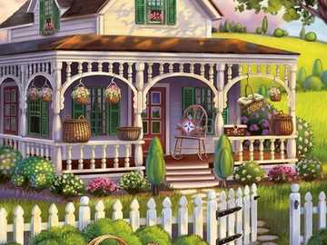 Casa de veraneo - bella casa - Casa de veraneo - bella casa