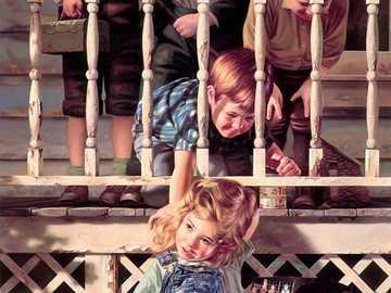 Los niños más traviesos =) - Los niños más traviesos =)