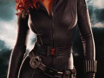 Czarna Wdowa - Zdjęcie Scarlett Johansson
