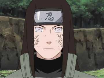 NEJI HYUGA - neji in the fourth ninja war
