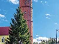 Jarosławiec Leuchtturm