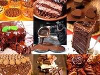obfitość czekolady